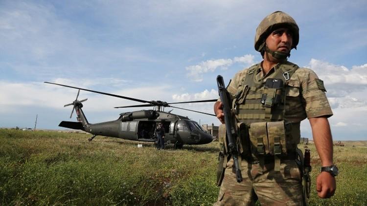 إصابة 7 جنود أتراك في انفجار عبوة ناسفة جنوب شرق تركيا
