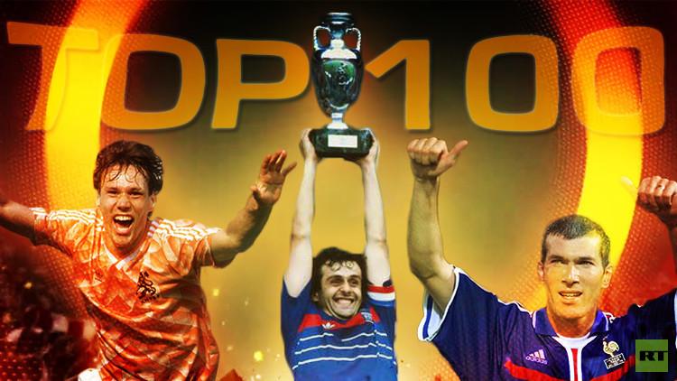 أفضل 100 لاعب في تاريخ أمم أوروبا .. (صور)