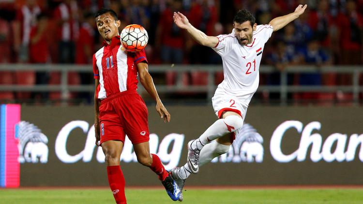 سوريا تخسر أمام تايلاند في كأس الملك (فيديو)