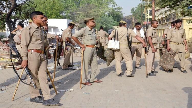 مقتل اثنين من رجال الشرطة في الهند