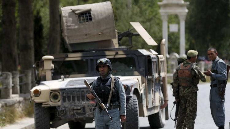 القوات الأفغانية تقضي على 9 مسلحين من