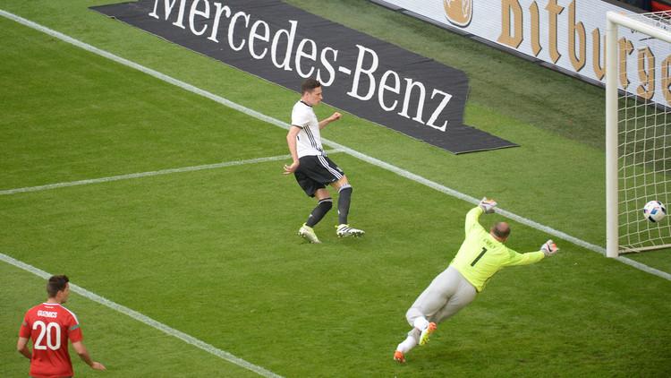 ألمانيا تستعيد توازنها بعد كبوة سلوفاكيا على حساب هنغاريا