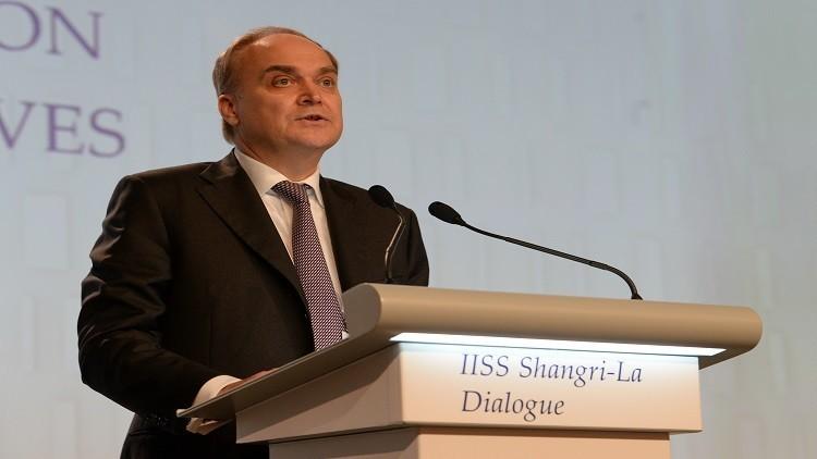 موسكو: نظام الأمن الإقليمي لا يلبي مصالح الدول