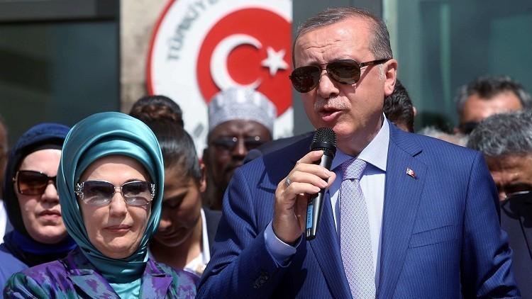 أردوغان يدعو التركيات إلى إنجاب أكثر من ثلاثة أبناء