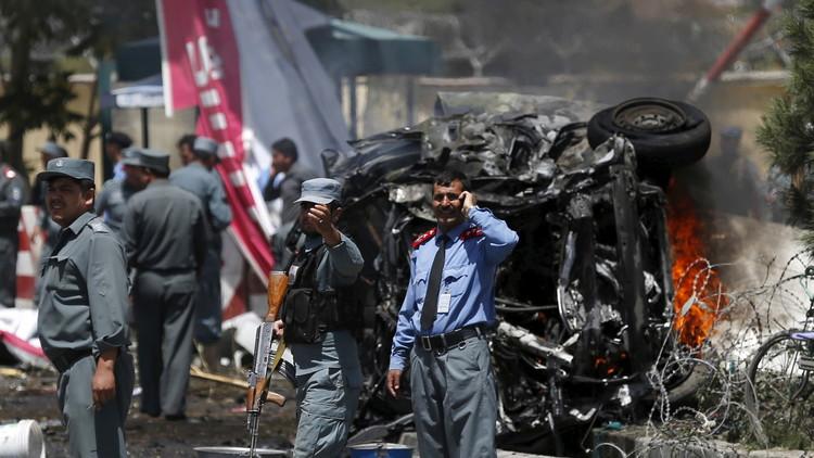 مقتل برلماني أفغاني في انفجار وقع قرب منزله بكابل