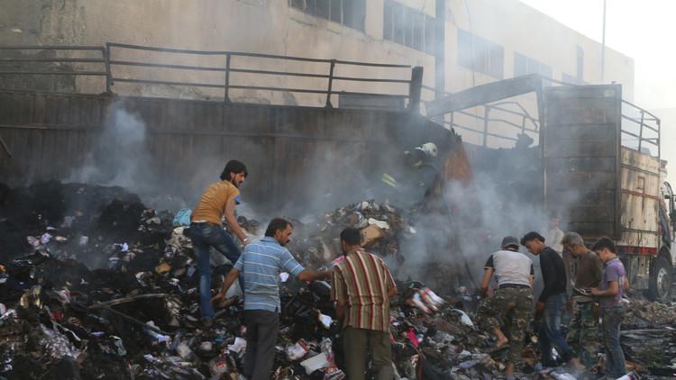 الدفاع الروسية: تمديد التهدئة في داريا لمدة 72 ساعة