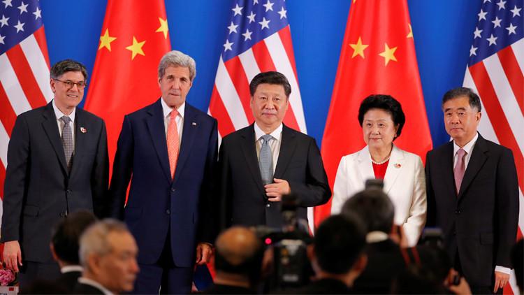 توترات تخيم على حوار بكين وواشنطن الاستراتيجي