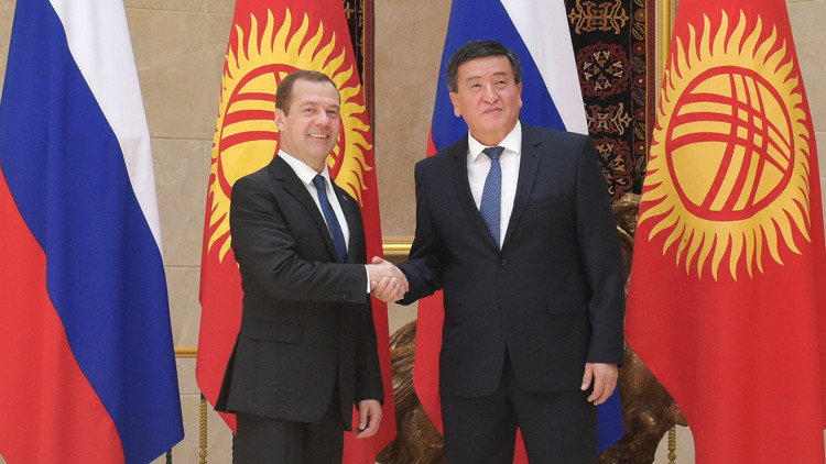 النفط الروسي إلى قرغيزستان بلا رسوم جمركية