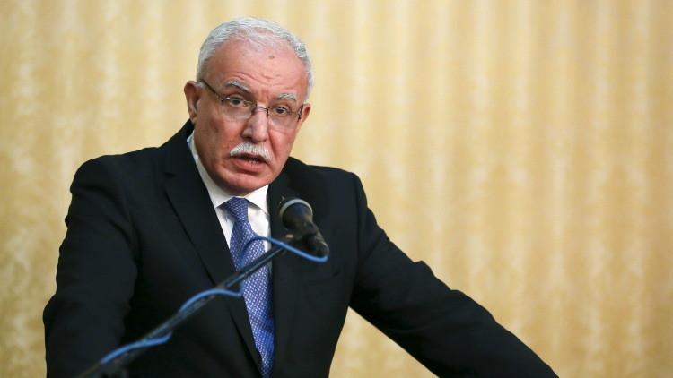 رام الله تدعو لفرض عقوبات دولية على إسرائيل