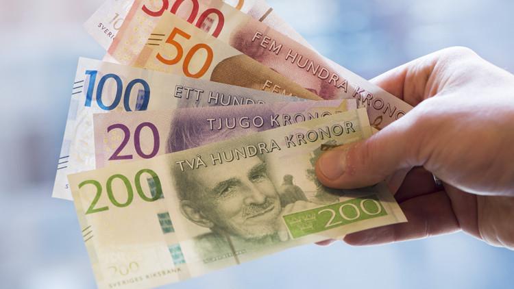 النقود تختفي من السويد