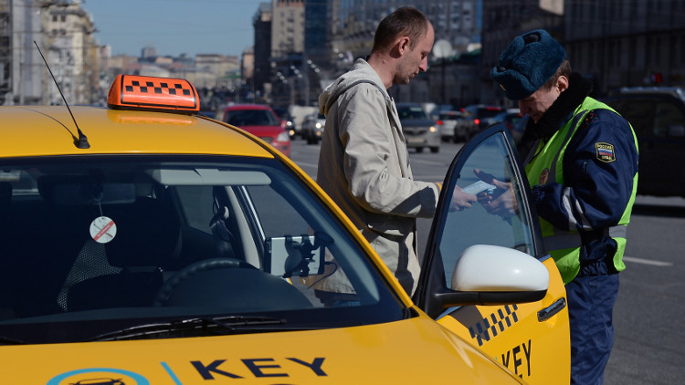 موسكو..سائق تاكسي يبلغ عن تدبير عمل إرهابي