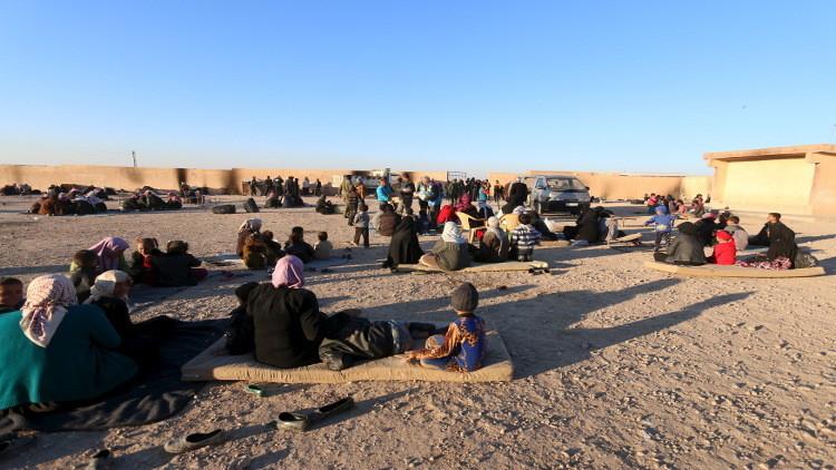 الأمم المتحدة: عدد النازحين جراء المعارك في منبج قد يصل إلى 216 ألفا