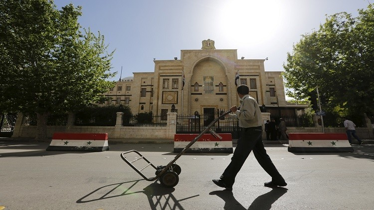 امرأة تترأس مجلس الشعب لأول مرة في تاريخ سوريا