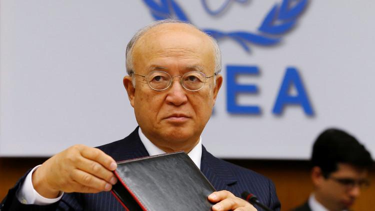 أمانو يؤكد استئناف نشاط مفاعل كوريا الشمالية النووي