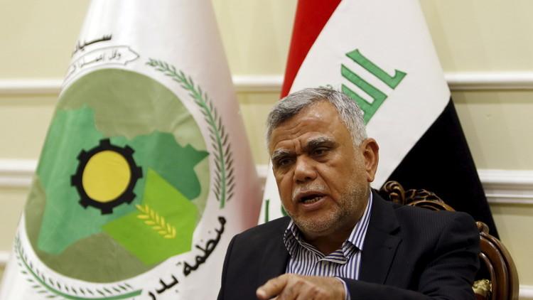 قائد بدر يتهم السلطات العراقية بـ