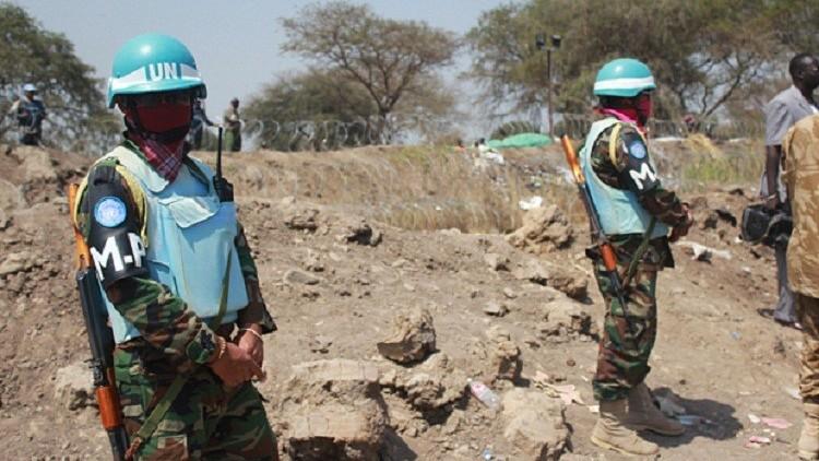 قوات حفظ سلام بريطانية تصل جنوب السودان