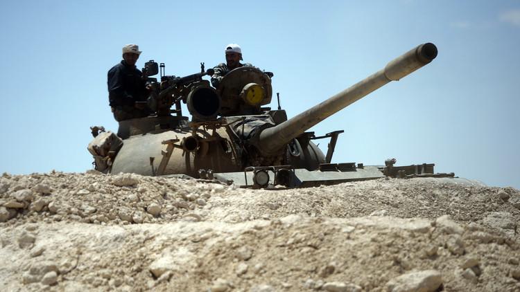 الجيش السوري يعزز تقدمه في ريف الرقة