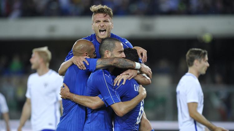 إيطاليا تنهي استعداداتها لليورو بفوز