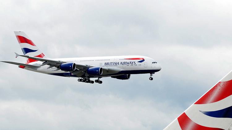 الخطوط الجوية البريطانية تعود إلى شرم الشيخ