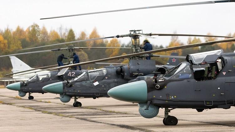 50 طائرة حربية تشارك في تدريبات جنوب روسيا