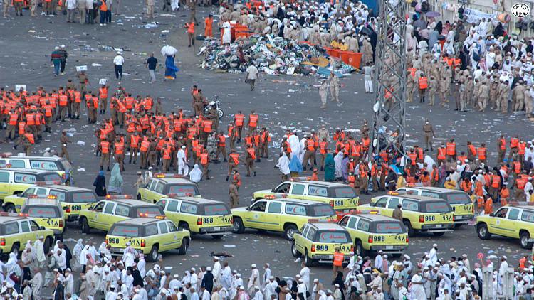 وزير سعودي: نواصل دراسة حادثة تدافع الحجاج العام الماضي