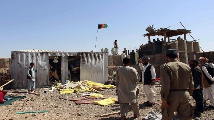 مقتل 11 عسكريا جراء هجوم لطالبان في أفغانستان