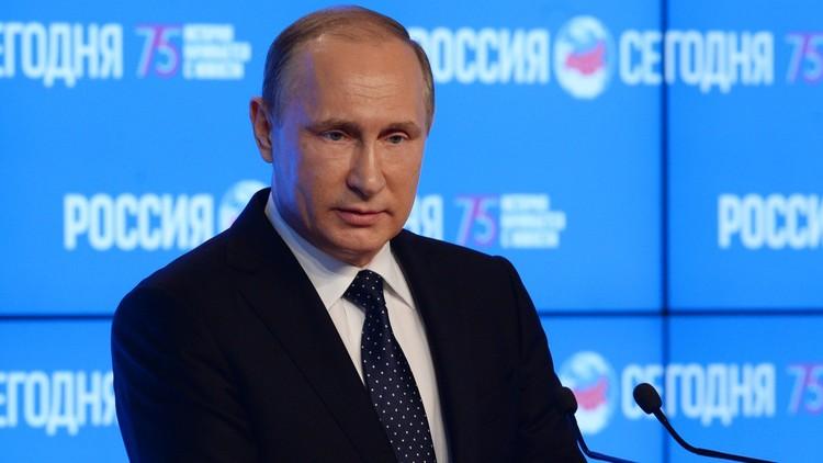 بوتين.. يحمونها عندما تروق لهم فقط !