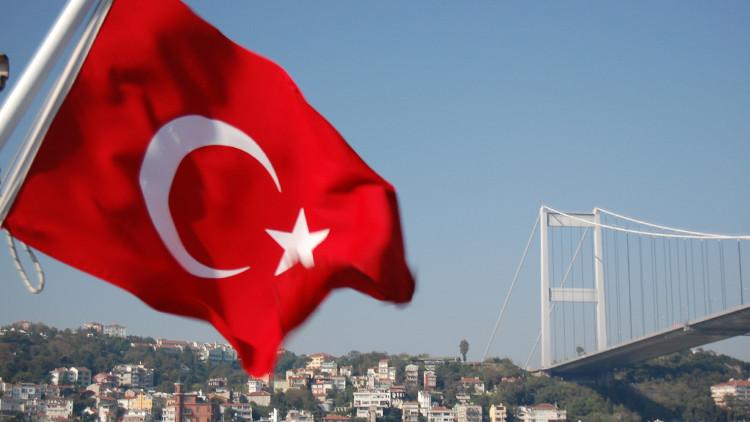 تركيا تصبح غير أهل للمصافحة