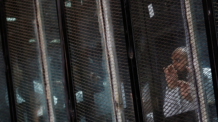 مصر.. الحكم بالسجن المؤبد على 22 عنصرا من الإخوان