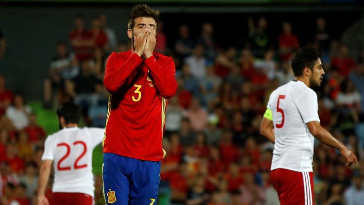 إسبانيا تختتم استعداداتها لليورو بخسارة مفاجئة .. فيديو