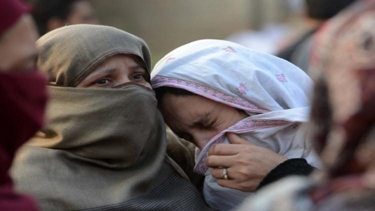 باكستانية تحرق ابنتها حية لأنها تزوجت من دون موافقتها
