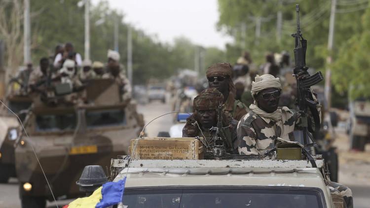 تشاد ترسل ألفي جندي إلى النيجر لمواجهة