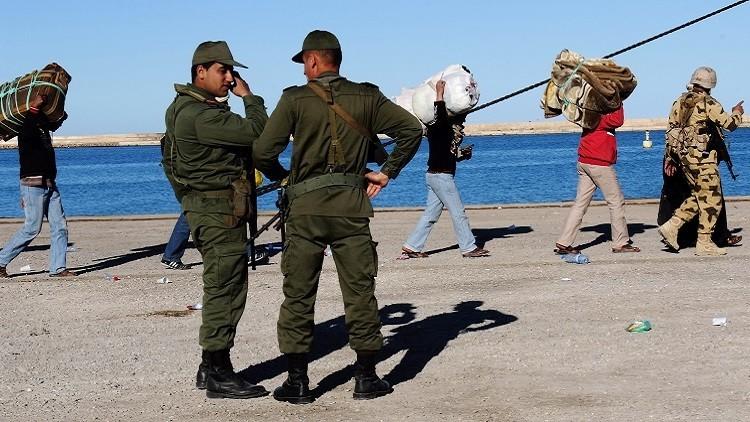 السلطات التونسية تنقذ 14 مهاجرا جزائريا من الغرق
