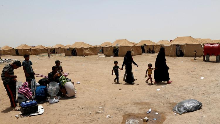 الأمم المتحدة: 90 ألف شخص محاصرون في الفلوجة
