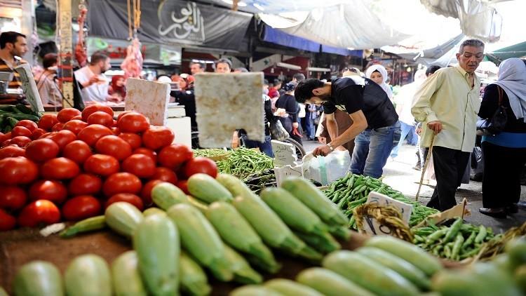 أزمة فواكه وخضار بين سوريا ولبنان