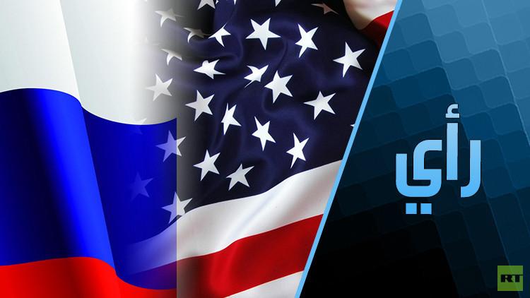 المتوسط بين روسيا وأمريكا!