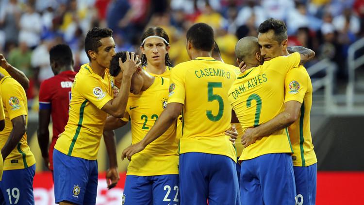 كوبا أمريكا.. فوز كاسح للبرازيل وتعادل الإكوادور والبيرو