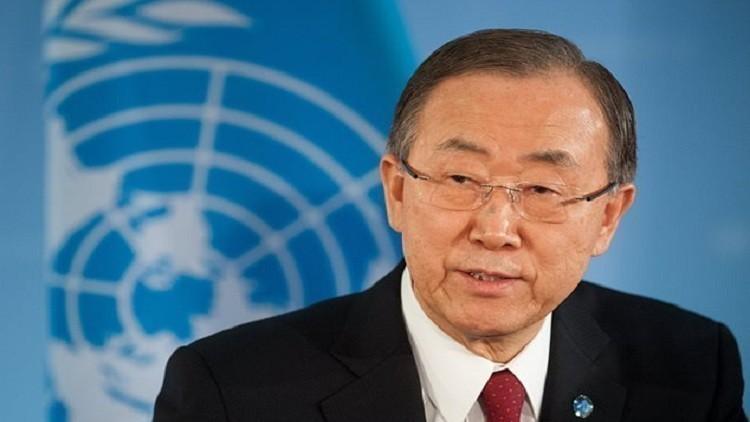 بان: نصر على إيصال المساعدات لـ34 منطقة سورية