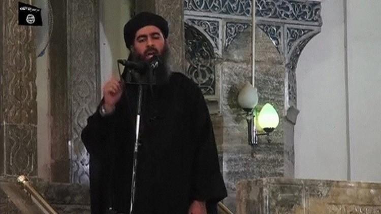 أنباء عن إصابة البغدادي عند حدود العراق وسوريا