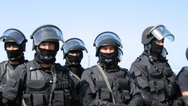 تصفية 5 مسلحين غربي كازاخستان