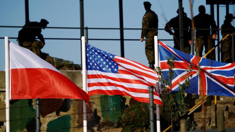 وارسو تطالب تبليسي بتوضيح تغيبها عن مناورات الناتو