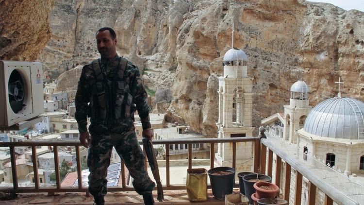 دمشق تنشئ شركة أمنية سياحية