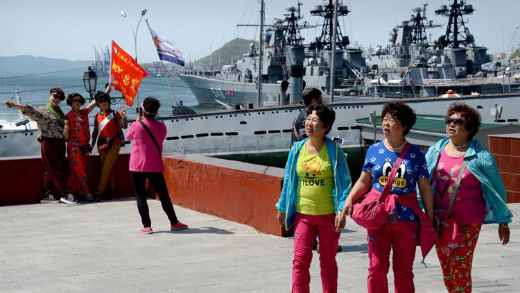 عدد السياح الصينيين إلى روسيا يقفز بنسبة 63%