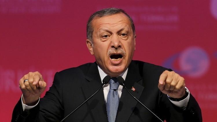 الغرب يظهر العين الحمراء لأردوغان
