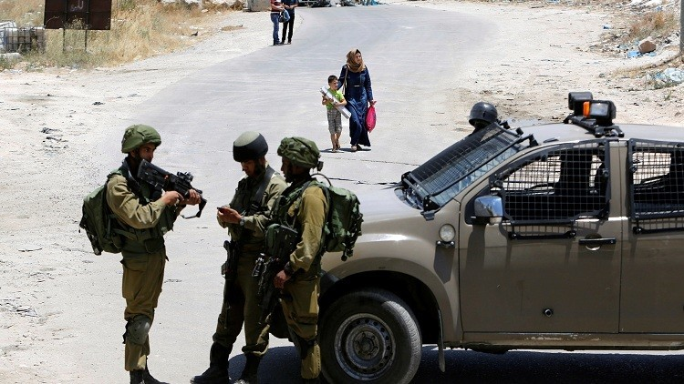 الجيش الإسرائيلي يقتحم بلدة يطا بالخليل