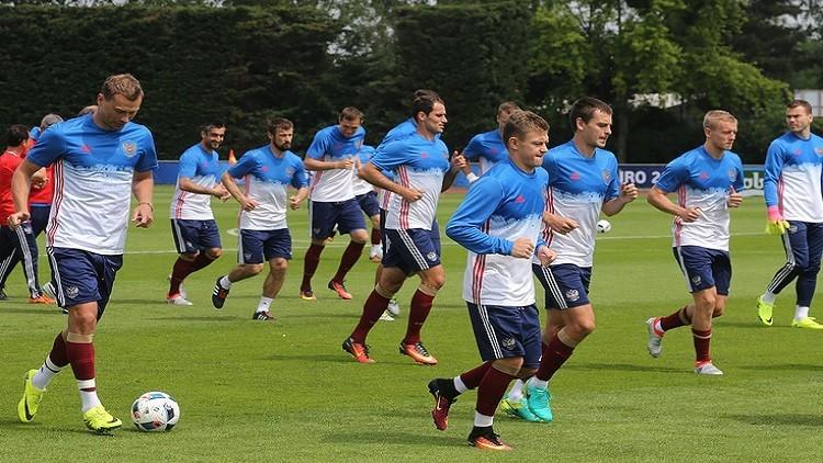 يورو 2016.. روسيا وإنجلترا مواجهة