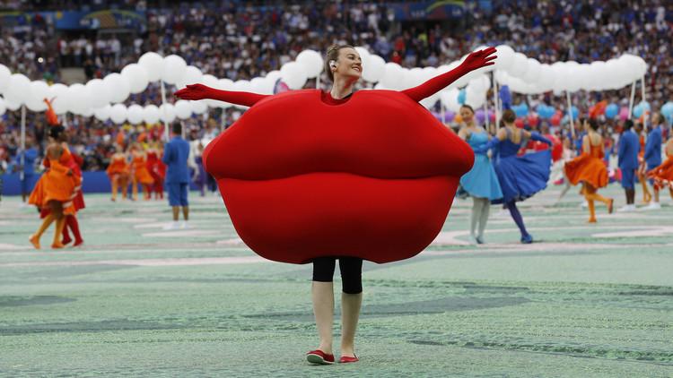 بالصور .. حفل افتتاح يورو 2016