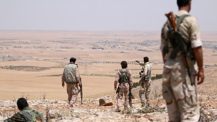 واشنطن: السيطرة على منبج تحرم داعش من معبر هام