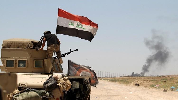 تحرير منطقتين جنوب الفلوجة من سيطرة داعش