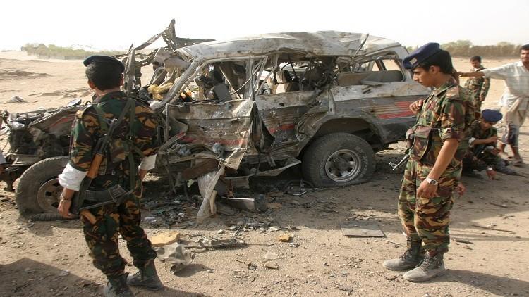 مقتل عنصرين من قاعدة اليمن بغارة أمريكية